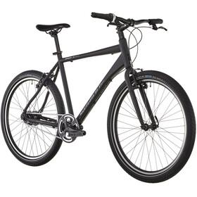 Serious Unrivaled 8 kaupunkipyörä , musta